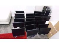 """Joblot x20 Desktop Monitors (19x Dell 17"""", 1x GNR 19"""")"""