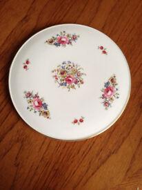 Royal Worcester Cake Plate 27cm