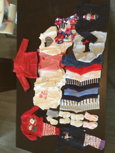 Clothing size 6-12 months