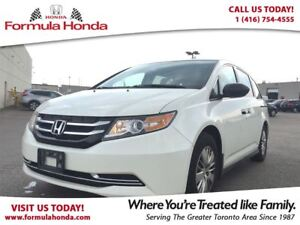 2014 Honda Odyssey LX | ACCIDENT FREE! | MINT CONDITION