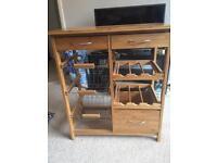 Kitchen Shelf Unit