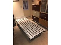 Two fold down single guest beds. Selling from Paisley.