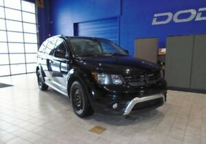 2014 Dodge Journey CROSSROAD AWD W/ NAV, CAMERA, DVD