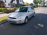 FORD FOCUS 1.6 STARTS AND DRIVES GREAT TAKEN IN PART EXCHANGE TO CLEAR BARGAIN £495