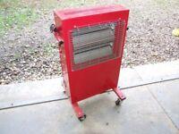 Infra Red Workshop Heater