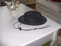 As New...Barbour Bush Tucker Fly Fishing Hat(Size Small)Suit Ladies or teenagers..
