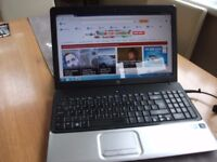 HP G61 DUAL CORE WINDOWS 7 LAPTOP IN PERFECT WORKING ORDER BARGAIN
