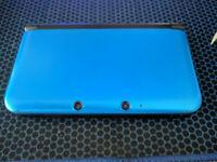 Nintendo 3DS XL Blue and Black and 11 games