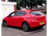 Vauxhall Astra 1.4 vvt