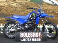 Yamaha PW 80 kids motocross bike