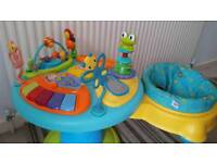 Bright starts 3 in 1 play table