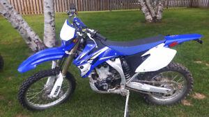 2010 Yamaha WR450F