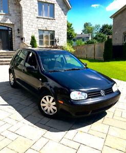 2003 Volkswagen Golf GLS Hatchback - ONLY 127,000 KMS