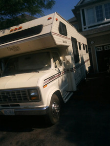RV motor home for sale