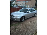 Rover 75 1.8 se face lift model