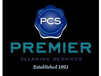 Manager for Cleaning Company -- Part-Time or Full-Time