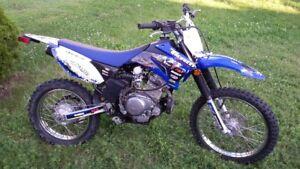 2008 Yamaha TTR125LE (BIG WHEEL-ELECTRIC START)