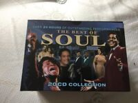 Box set of CDs