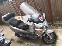 Piaggio x9 125cc for sale £750 ono