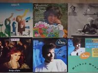 Large selection of 49 classic VINYL RECORDS