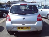 2008 Renault Twingo 1.2 16V Dynamique 3dr 3 door Hatchback