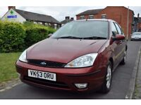 FORD FOCUS 1.6 i 16V 5DR PETROL ( 3 OWNERS)