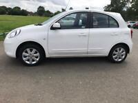 Nissan micra 2011 automatic