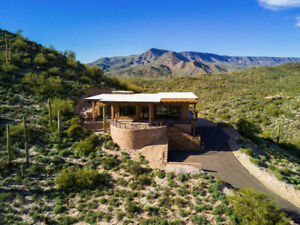 Top of the Mountain Luxury Estate in Cave Creek, AZ FOR SALE!