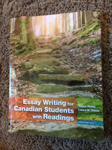 Essay Writing for Canadian Students with Readings Textbook