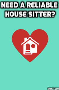 Reliable House Sitters