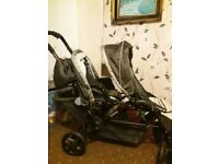 Double Push chair for £60