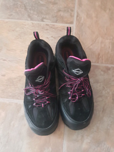 Size 10 Women's Steel Toe Shoes