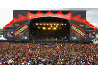 URGENT: Volunteer needed at Reading festival