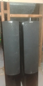 2 Energy Tower Speeakers for Sale