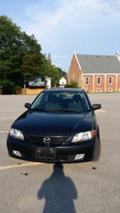 2001 Mazda Protoge NEED GONE ASAP!!