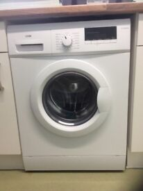 Logik white washing machine