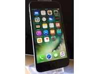 Apple iPhone 6s - 16GB - Space Grey (Vodafone Network) Smartphone A1688 Ex Condition