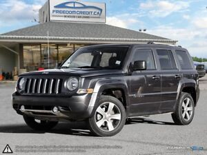 2016 Jeep Patriot Sport/North 4x4 loaded leather Sunroof
