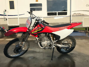 2013 Honda F 150 Dirtbike for sale.