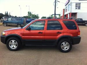 2007 Ford Escape Loaded/Leather