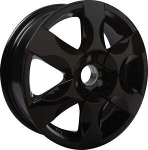 MAG WHEEL KIT, NEW, PHANTOM BLACK, CAN-AM SPYDER 2012 & PRIOR