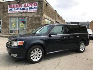 2010 Ford Flex SEL|LEATHER|POWER TRUNK|CERTIFIED