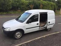 Vauxhall combo cdti 10reg 2010 year side loading door very clean no vat