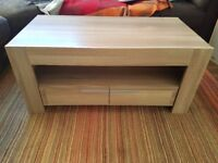COFFEE TABLE & SMALL UNIT