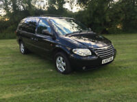 2007 57Chrysler Grand Voyager 2.8CRD auto Executive XS FULL LEATHER STOW AND GO