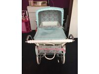 Silver cross dolls pram only 3 months old very good condition