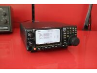 yaesu ft 5000 comunication reciever