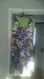 Lindybop swing dress size 12