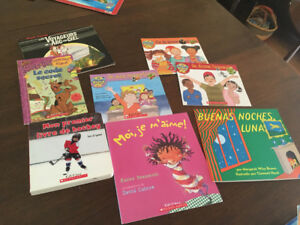 Children books ( French and Eng)