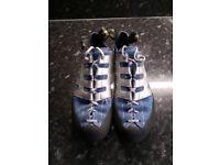 Scarpa Vantage Climbing Shoes, Size 8